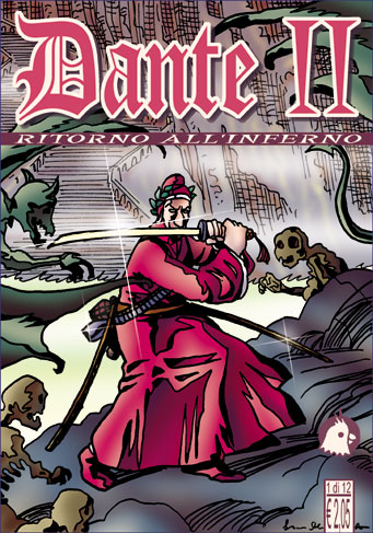 Dante II : ritorno all'inferno Cope1